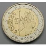 ŠPANIJA 2€ 2005