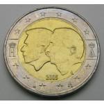 BELGIJA 2€ 2005