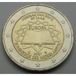 NIZOZEMSKA 2€ 2007 RIMSKA POGODBA