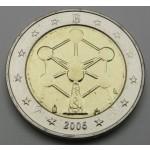 BELGIJA 2€ 2006