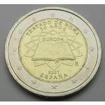 ŠPANIJA 2€ 2007 RIMSKA POGODBA