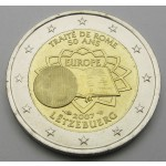 LUKSEMBURG 2€ 2007 RIMSKA POGODBA