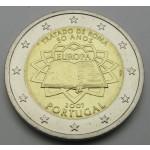 PORTUGALSKA 2€ 2007 RIMSKA POGODBA