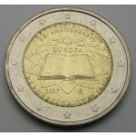 ITALIJA 2€ 2007 RIMSKA POGODBA