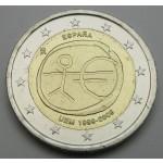 ŠPANIJA 2€ 2009 EMU