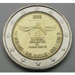 BELGIJA 2€ 2008