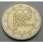 FRANCIJA 2€ 2008