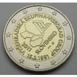 SLOVAŠKA 2€ 2011