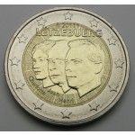 LUKSEMBURG 2€ 2011