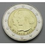 MONAKO 2€ 2011