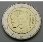 LUKSEMBURG 2€ 2009