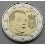 LUKSEMBURG 2€ 2010