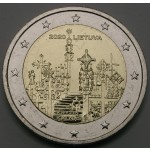 LITVA 2€ 2020 - Hill of Crosses