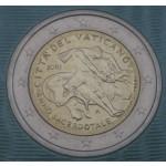 VATIKAN 2€ 2010
