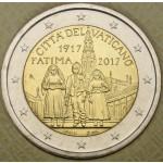 VATIKAN 2€ 2017 - Fatima
