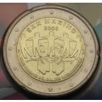 SAN MARINO 2€ 2008