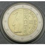 SAN MARINO 2€ 2015 - Dante Alighieri
