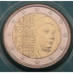 SAN MARINO 2€ 2017 - 750th anniversary of Giotto