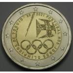 PORTUGALSKA 2€ 2021 -  Olimpijske igre Tokio