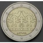 LITVA 2€ 2018 - Singing and dancing festival