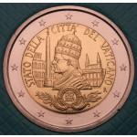 VATIKAN 2€ 2019 - 90. Obletnica Ustanovitve Vatikanske Države