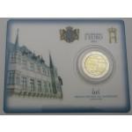 LUKSEMBURG 2€ 2012