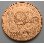AVSTRIJA 10€ 2014 - Tirolska