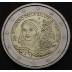 ITALIJA 2€ 2018 - Ministry of Health