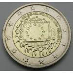 BELGIJA 2€ 2015 - 30. obletnica zastave Evropske unije