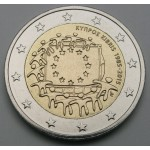 CIPER 2€ 2015 - 30. obletnica zastave Evropske unije