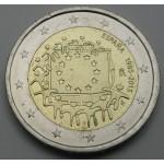 ŠPANIJA 2€ 2015 - 30. obletnica zastave Evropske unije