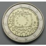 FINSKA 2€ 2015 - 30. obletnica zastave Evropske unije.