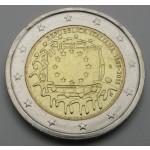 ITALIJA 2€ 2015 - 30. obletnica zastave Evropske unije