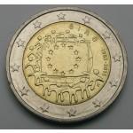 IRSKA 2€ 2015 - 30. obletnica zastave Evropske unije