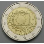 LITVA 2€ 2015 - 30. obletnica zastave Evropske unije