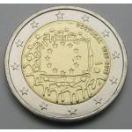 PORTUGALSKA 2€ 2015 - 30. obletnica zastave Evropske unije