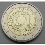 SLOVENIJA  2€ 2015 - 30. obletnica zastave Evropske unije