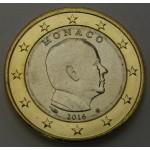 MONAKO 1€ 2016
