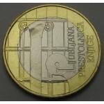SLOVENIJA 3€ 2010 - Ljubljana prestolnica knjige