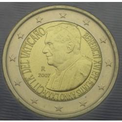 VATIKAN 2€ 2007