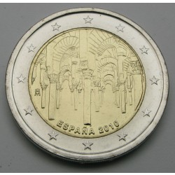 ŠPANIJA 2€ 2010